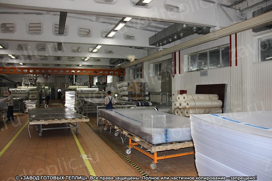 завод готовых теплиц в коломне
